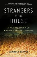 Image: Strangers in the House
