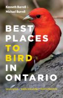 Best Places to Bird in Ontario