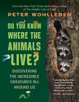 Do You Know Where the Animals Live?