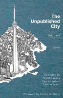 The Unpublished City