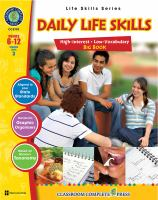 Daily Life Skills Big Book