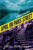 April on Paris Street