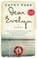Cover of Dear Evelyn