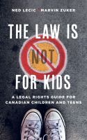 Law Is (Not) for Kids