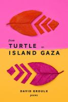 Image: From Turtle Island to Gaza