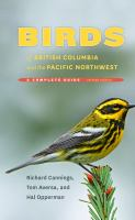 Birds of British Columbia and the Pacific Northwest : a complete guide