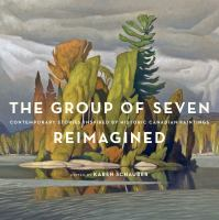 Media Cover for Group of Seven Reimagined: Contemporary Stories Inspired by Historic Canadian...
