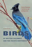 Cover of Birds of British Columbia and the Pacific Northwest