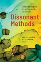 Dissonant Methods