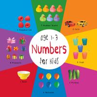 Numbers for Kids Age 1-3