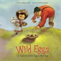 """Wild Eggs """"FOREST OF READING NOMINEES 2017"""""""