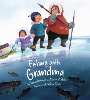 Cover of Fishing With Grandma