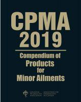Compendium Of Therapeutics For Minor Ailments
