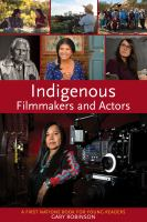 Cover of Indigenous Filmmakers and Actors