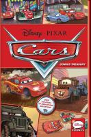 Cars Comics Treasury