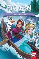 Disney Frozen Comics Collection. Travel Arendelle