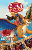 Disney Elena Cinestory Comic 2