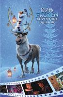 DISNEY OLAF'S FROZEN ADVENTURE CINESTORY COMIC [graphic Novel]