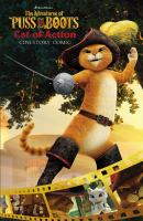 DreamWorks the Adventures of Puss in Boots Cinestory Comic