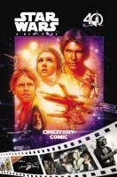 Star Wars: A New Hope.  Cinestory Comic
