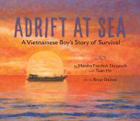 Image: Adrift at Sea