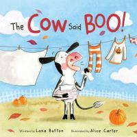 The Cow Said Boo!