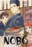 Otherworldly Izakaya Nobu