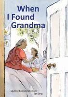 When I Found Grandma