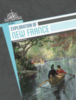 Exploration of New France