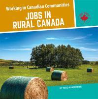 Jobs in Rural Canada