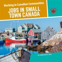 Jobs in Small Town Canada