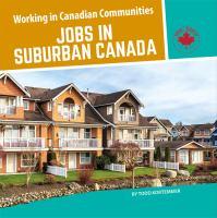 Jobs in Suburban Canada