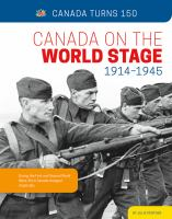 Canada on the World Stage, 1914-1945