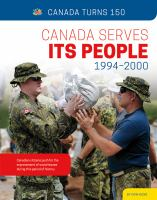 Canada Serves Its People, 1994-2000