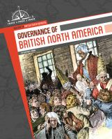 Governance of British North America