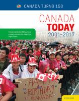 Canada today 2001-2017