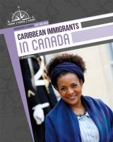 Caribbean Immigrants in Canada