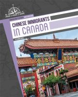 Chinese Immigrants in Canada