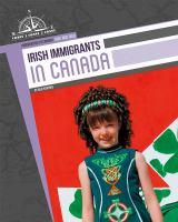 Irish Immigrants in Canada