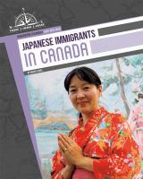 Japanese Immigrants in Canada