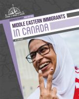 Middle Eastern Immigrants in Canada