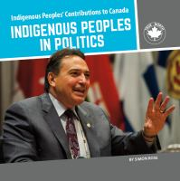 INDIGENOUS PEOPLES IN POLITICS