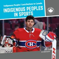 Indigenous Peoples in Sports