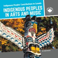 Indigenous Peoples in Arts and Music