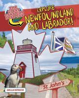Explore Newfoundland and Labrador!