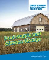 Food Supply and Climate Change