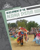 Development of the Reserve System