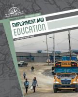 Employment and Education