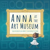 Cover of Anna at the Art Museum