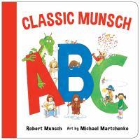 Classic Munsch ABC